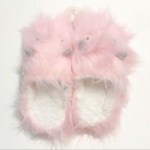 NWT Kohl's So Critter Clog Slippers Monster Llama